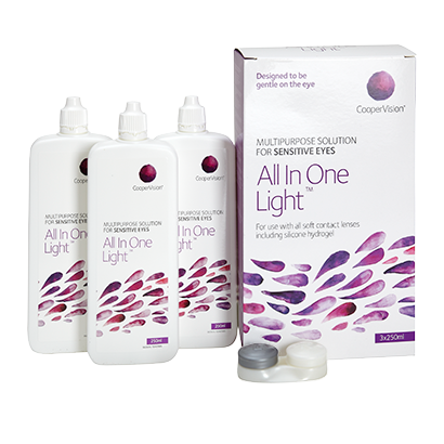 All In One Light Pack ECO 3x240ml