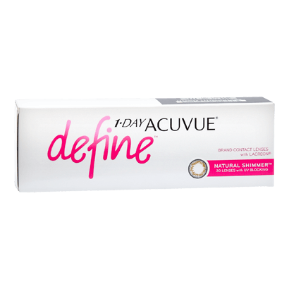 1 Day Acuvue Define Shimmer